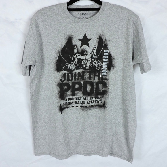 Legendary Other - Pacific Rim Uprising T-Shirt Kaiju PPDC